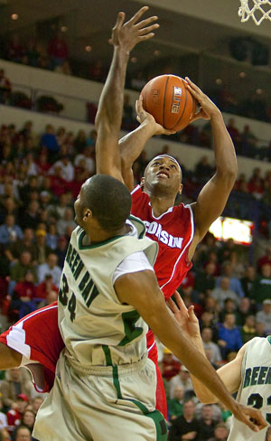 Wisconsin Wisconsin Green Bay Basketball