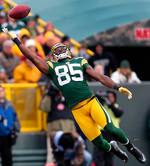 Photos from the Green Bay Packers Tampa Bay Buccaneers NFL ...