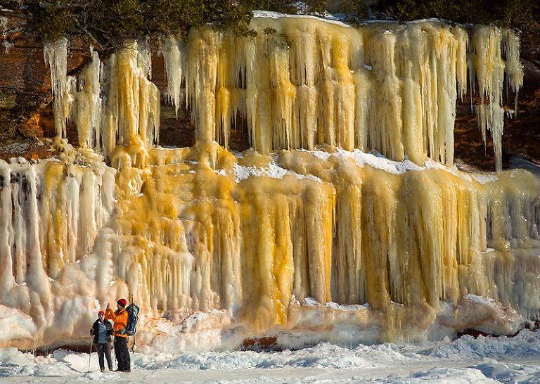 12 Apostle Islands IceCaves