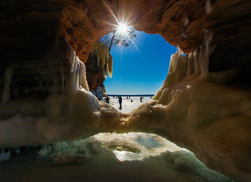 14 Apostle Islands IceCaves