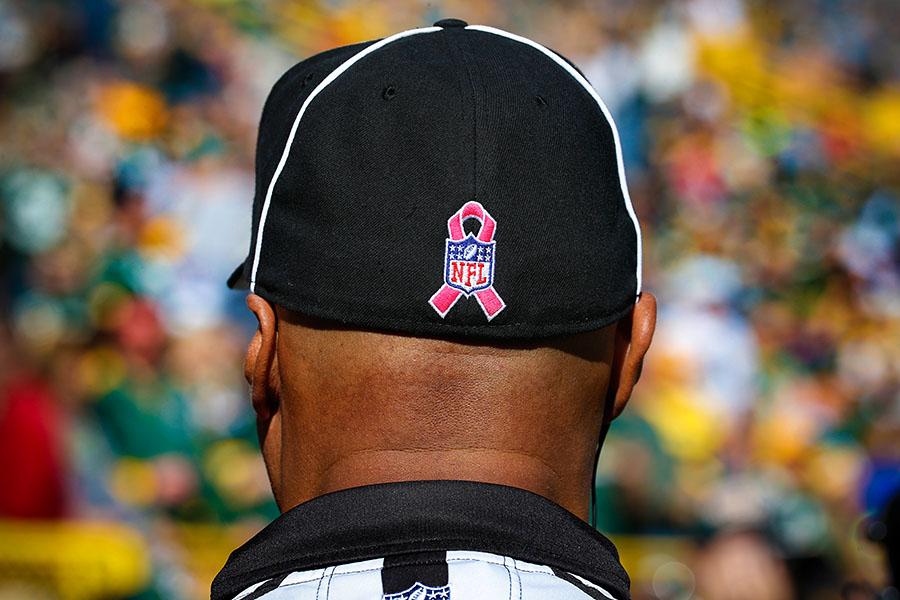 13 NFL Breat Cancer Pink Ribbon