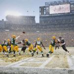 Photos From The Green Bay Packers vs Houstons Texans NFL Football Game • December 4th, 2016 • Green Bay Wisconsin Sports Photographer