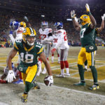 Photos from the Green Bay Packers vs New York Giants NFL Playoff Game 2017 • Wisconsin Sport Photographer