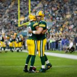 Green Bay Wisconsin Sports Photographer – Packers Come From Behind Win To Beat The Bears 24-23 To Open The 2018 Season