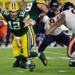 05 Packers Aaron Rodgers
