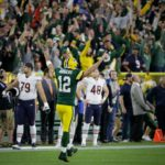 17Packers Aaron Rodgers Celebration
