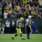 18Packers Aaron Rodgers Celebration