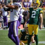 30 Packers missed field goal