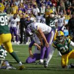 32 Vikings Daniel Carlson Missed Field Goal