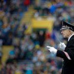 102 UW Marching Band Michael Leckrone