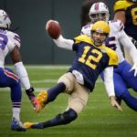 Bills Packers Football