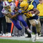 107 Green Bay Packers running back Aaron Jones