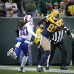 110 Green Bay Packers Geronimo Allison