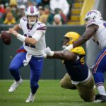 111 Buffalo Bills quarterback Josh Allen