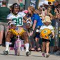 101 Packers Jamaal Williams