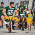 108 Packers Brady Sheldon