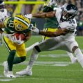 Green Bay Wisconsin Editorial Photographer – I Think I Found Waldo And Other Photos From The Packers vs Eagles NFL Football Game.