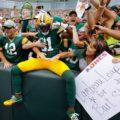 05 Packers Stefon Diggs lambeau Leap