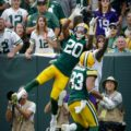 12 Packers Kevin King interception
