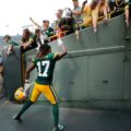 14 Packers Davante Adams tunnel
