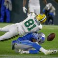 008 Packers Lions Photos