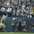 33 Packers Jimmy Graham touchdown