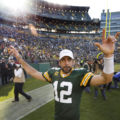 39 Aaron Rodgers Celebration