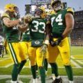 02 Packers Aaron Jones touchdown