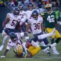 008 Green Bay Packers Tramon Williams