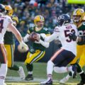 009 Green Bay Packers Offensive line