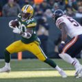 012 Green Bay Packers Aaron Jones