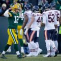 015 Green Bay Packers Aaron Rodgers Touchdown Throw