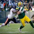 017 Green Bay Packers Dean Lowry interception