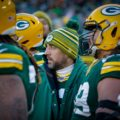 020 Green Bay Packers quarterback Aaron