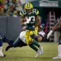 02 Aaron Jones Packers Seattle