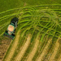 19 Stock agriculture drone photos