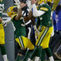 08 Aaron Rodgers Aaron Jones Celebration