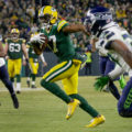 09 Davante Adams Touchdown Seattle