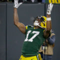 10 Davante Adams Touchdown Seattle