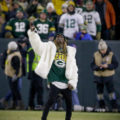 12 Rapper Lil Wayne Lambeau Packers