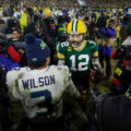 NFL Photographer • Photos From The Green Bay Packers Win Over The Seattle Seahawks • Packers Advance To The NFC Championship Game