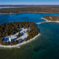 08 Cana Island Drone Photographer