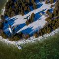 09 Cana Island Drone Photographer