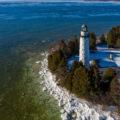 11 Cana Island Drone Photographer