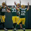 Green Bay Wisconsin Photographer • NFL Football During Covid • Green Bay Packs Game Without Fans