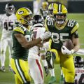 Wisconsin Editorial Photographer • Packers vs Falcons In Monday Night Football