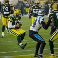 Panthers Packers Football