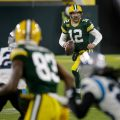Green Bay Packers Defeat The Carolina Panthers