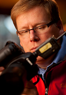 Green Bay Photographer Mike Roemer bio picture
